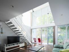日式极简主义风格室内设计欣赏