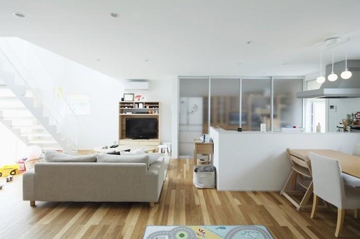 日式极简风格主义室内设计v风格(2)厦门合道建筑设计院福州分院图片
