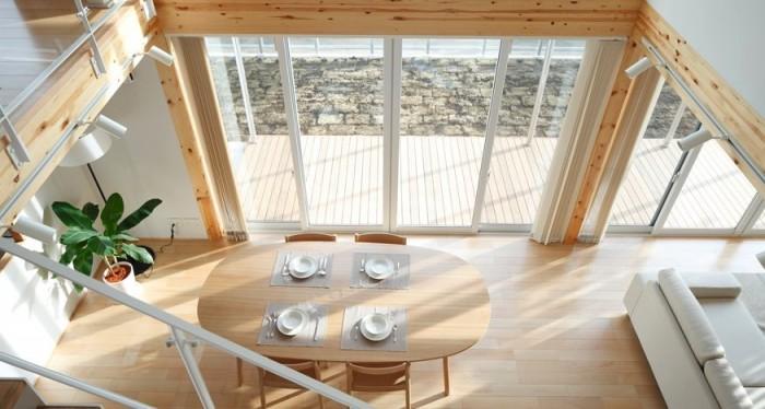 日式极简主义风格室内设计欣赏(3)