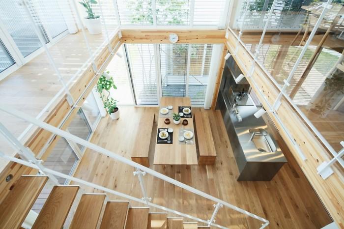 日式极简主义风格室内设计欣赏(4)