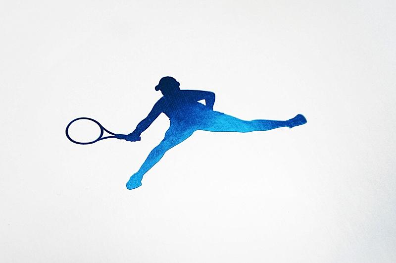 画册欣赏:网球运动员KimClijsters限量版传记