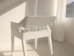 韓國工作室THE:ZOOM:創意拉鏈家具