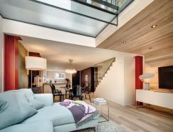 英国切尔西现代联排别墅设计