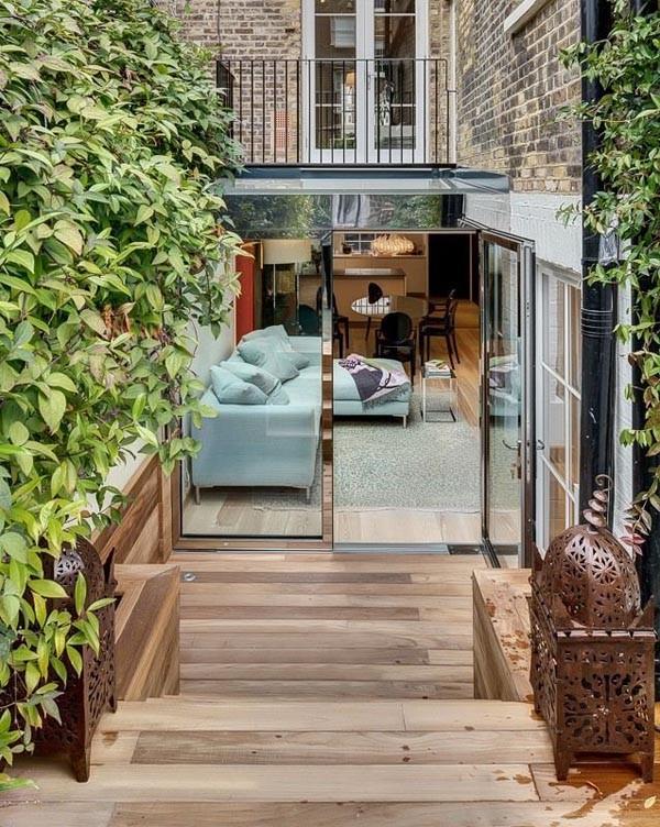 英国切尔西现代联排别墅v别墅(3)建别墅方式的钢筋连接图片
