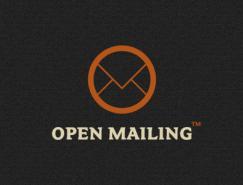 标志设计元素运用实例:邮件(二)