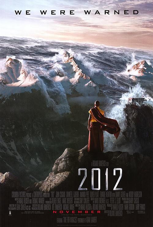 国际资讯_23部灾难片电影海报欣赏 - 设计之家