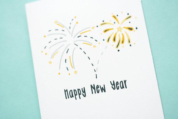 漂亮温馨的2013新年卡片设计