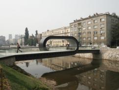 萨拉热窝FestinaLente桥梁设计