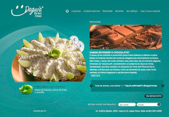 国外绿色和有机主题网站设计