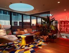 缤纷色彩的苏黎世25小时酒店