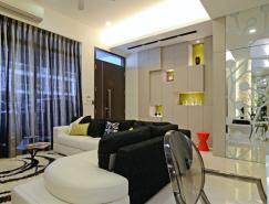 KNQAssociates:新加坡简约元素的现代家居设计