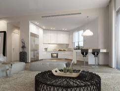 AndoStudio:大气简约的现代住宅设
