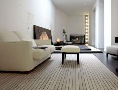 现代时尚家居之地毯设计