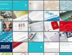 20个基于网格的网站设计欣赏