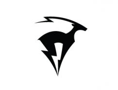 标志快3彩票官网元�素运用实例:羚羊