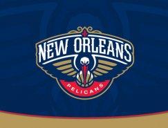 黄蜂队更名为新奥尔良鹈鹕队并启用新LOGO