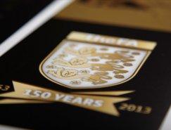英格兰足总杯(FA Cup)150周年纪念标志