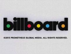 美国《公告牌》(Billboard)杂志新形象