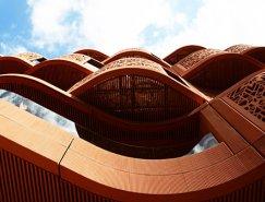 高效节能的马斯达尔学院建筑