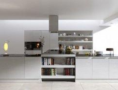 10款国外现代厨房设计