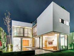 墨西哥城Valna别墅设计