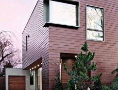 纽约优雅现代的海湾住宅设计
