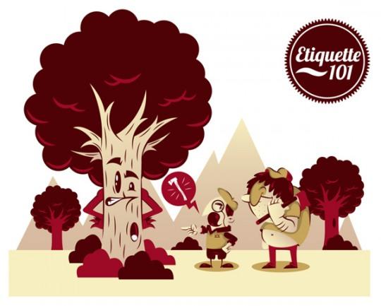 墨西哥年轻插画师JohnnyTerror作品欣赏