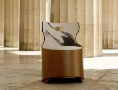 環保和藝術的TONDA椅子設計