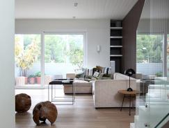 雅典Lycabettus复式住宅设计