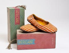 非洲色彩:深厚非洲风情的鞋