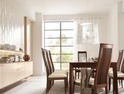 家居设计:30个现代餐厅装修