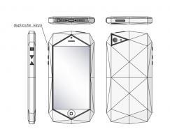 Svyatoslav Boyarincev: 立体多边形iPhone 5 保护壳