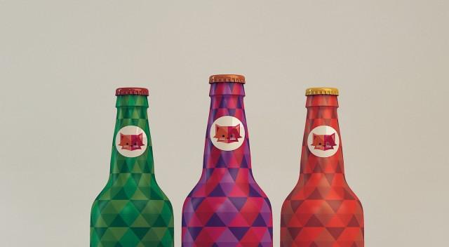 Le Chat啤酒包装