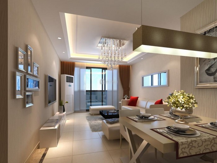 100个不同风格的室内装修效果图欣赏(5)