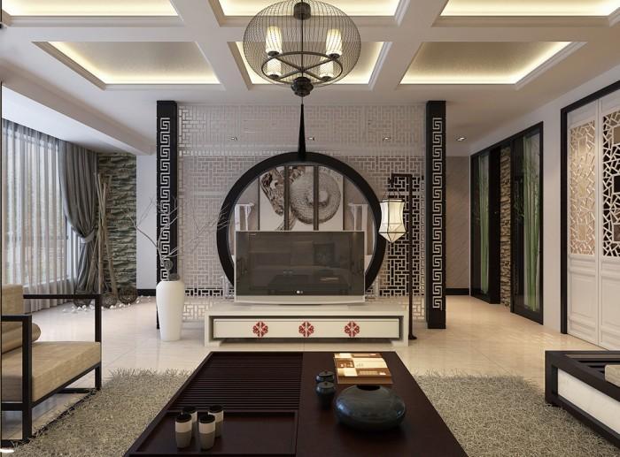100个不同风格的室内装修效果图欣赏