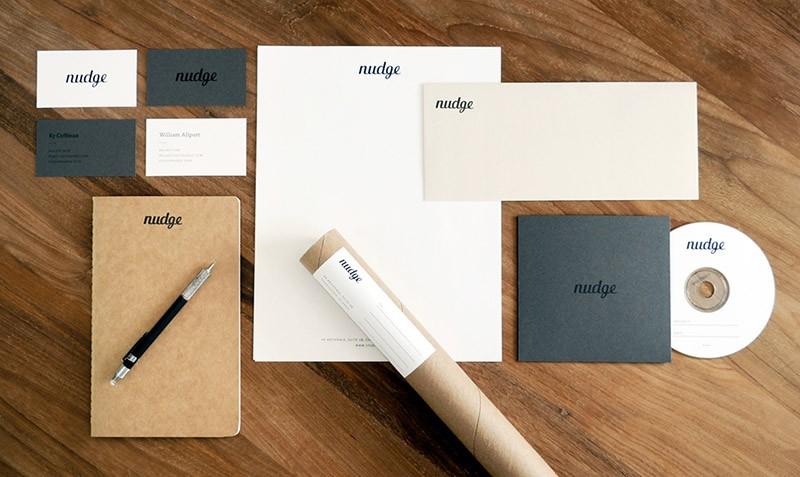 美国Nudge工作室品牌设计作品