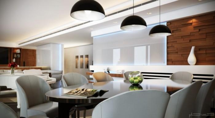 设计 现代简约风格餐厅装修