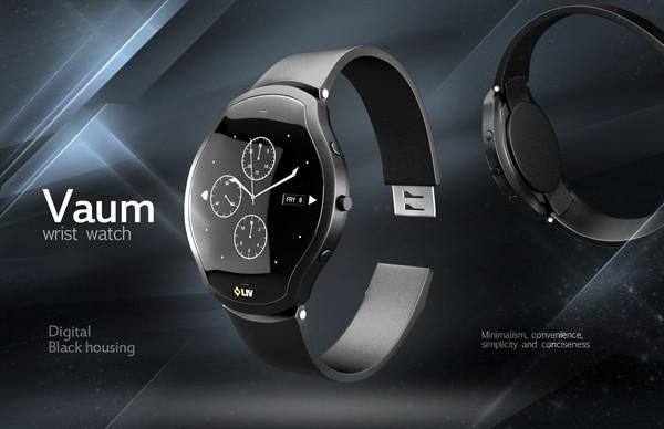 Vaum概念手表设计
