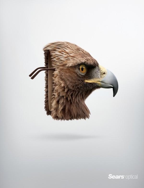 2012年28个极富创意的平面广告欣赏