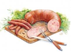 35個美味的食品插畫欣賞