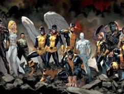 X战警(X-Men)角色插画集锦