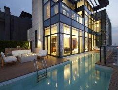 Kokaistudios:深圳豪華現代頂層公寓設計