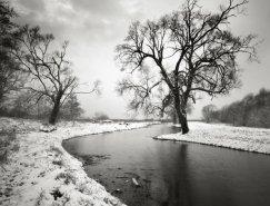 Piotr Belcyr極富表現力的黑白風光攝影
