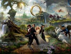 电影海报欣赏:魔境仙踪Oz
