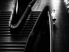 Martin Weibel黑白街头摄影