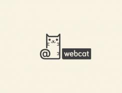 标志澳门金沙真人元素运用实例:猫(2)