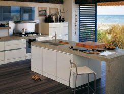 意大利橱柜制造商GeD Cucine厨房设计欣赏