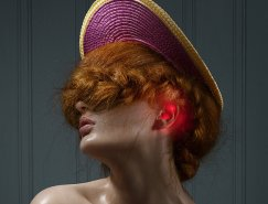 商業攝影欣賞:Moody & Farrell帽子