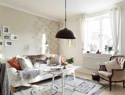 哥德堡52平米時尚舒適小公寓設計