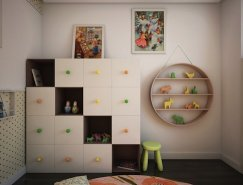 Fanjo儿童房装修设计